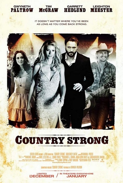 Póster de Country Strong
