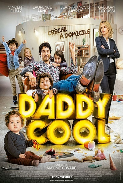Póster de Daddy Cool