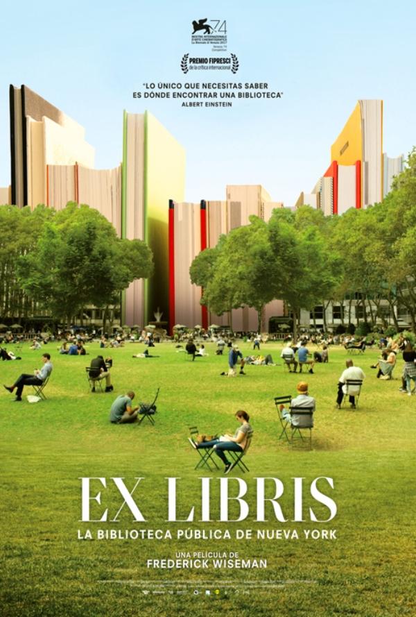 Ex Libris: La biblioteca pública de Nueva York