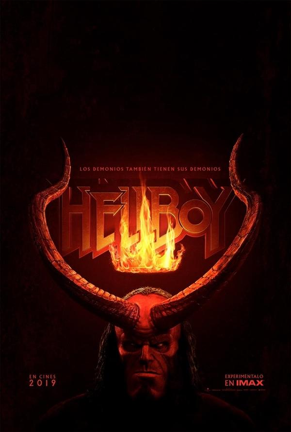 Post -- Hellboy -- 12 de Abril 2019 -- Primer Trailer Hellboy_74330
