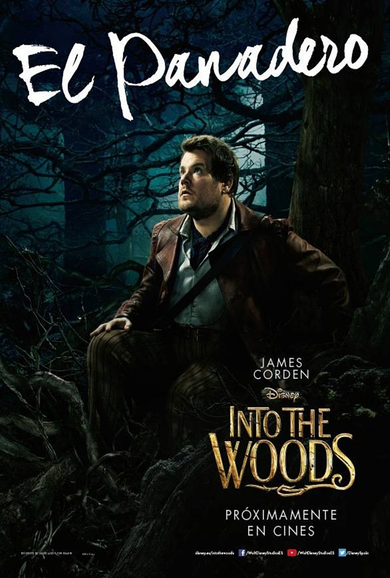 Celebrate Into The Woods With A Look Back At-playbill - HD800×1185