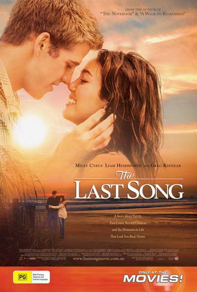 Miley Cyrus protagonizará \'The Last Song\' - El Séptimo Arte