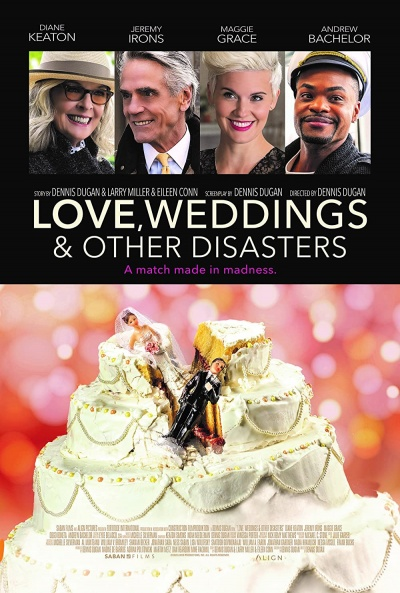 Póster de Love, Weddings & Other Disasters