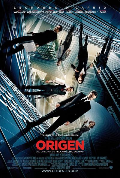 Carteles de la película Origen - El Séptimo Arte
