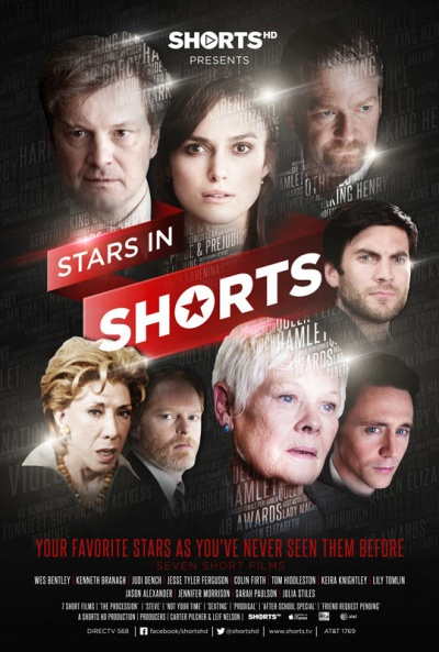 Póster de Stars in Shorts