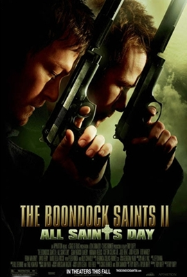Póster de Los Protegidos: The Boondock Saints II