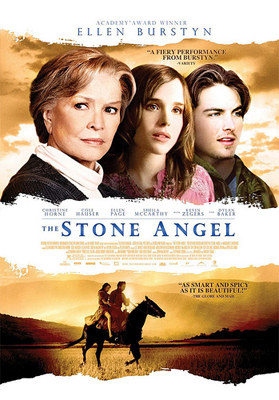 Póster de The Stone Angel