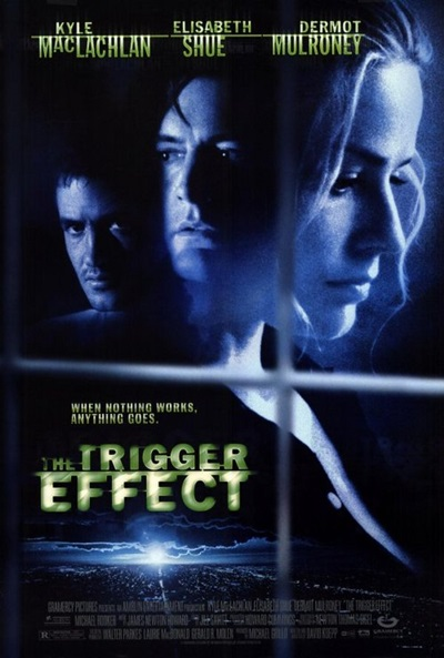 Póster de The Trigger Effect (El efecto dominó)
