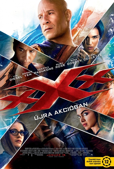 Póster de xXx: Reactivated