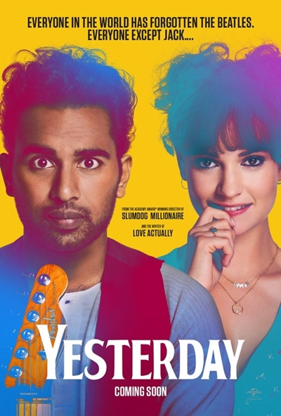 Póster de Yesterday