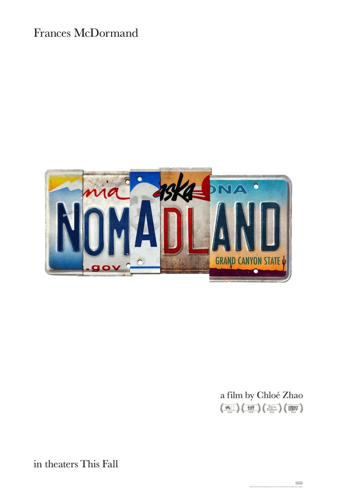 Primer avance oficial de 'Nomadland', una película de Chloé Zhao protagonizada por Frances McDormand - El Séptimo Arte