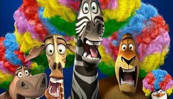 Tráiler Y Carteles Para Madagascar 3 De Marcha Por Europa Act