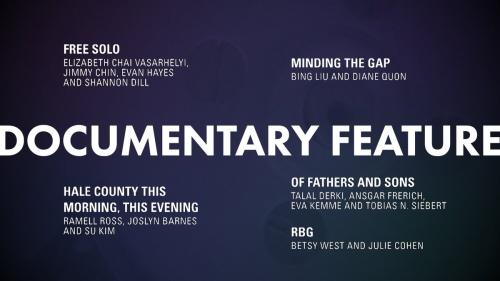 Ganadores 91ª edición de los premios Oscar 101421