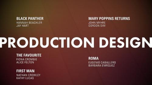 Ganadores 91ª edición de los premios Oscar 101422