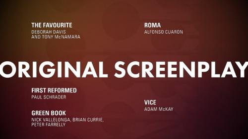 Ganadores 91ª edición de los premios Oscar 101429