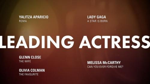 Ganadores 91ª edición de los premios Oscar 101431