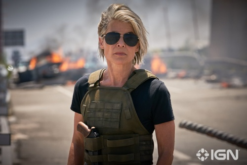 Post -- Terminator Destino Oscuro -- 22 de Noviembre de 2019 102496