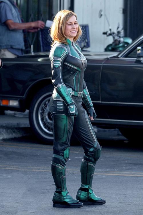 Post --  Capitána Marvel -- 8 de marzo de 2019 96866