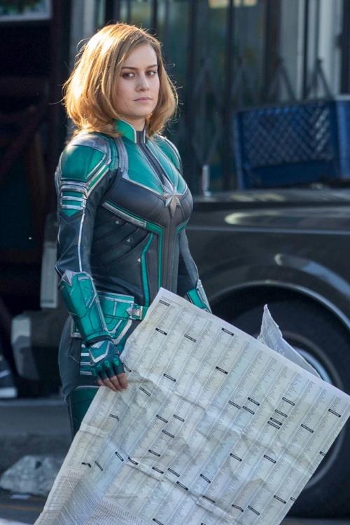Post --  Capitána Marvel -- 8 de marzo de 2019 96867