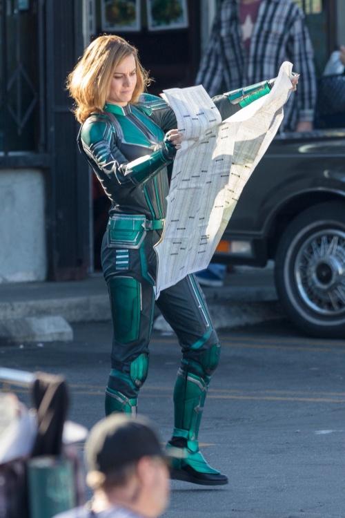 Post --  Capitána Marvel -- 8 de marzo de 2019 96868