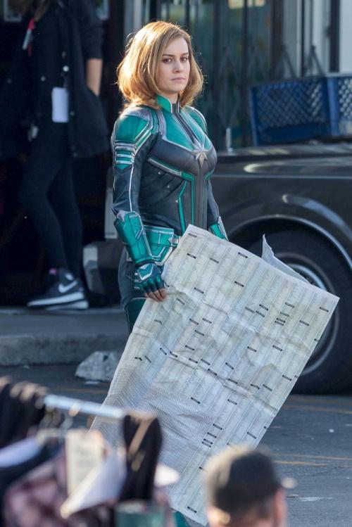Post --  Capitána Marvel -- 8 de marzo de 2019 96869