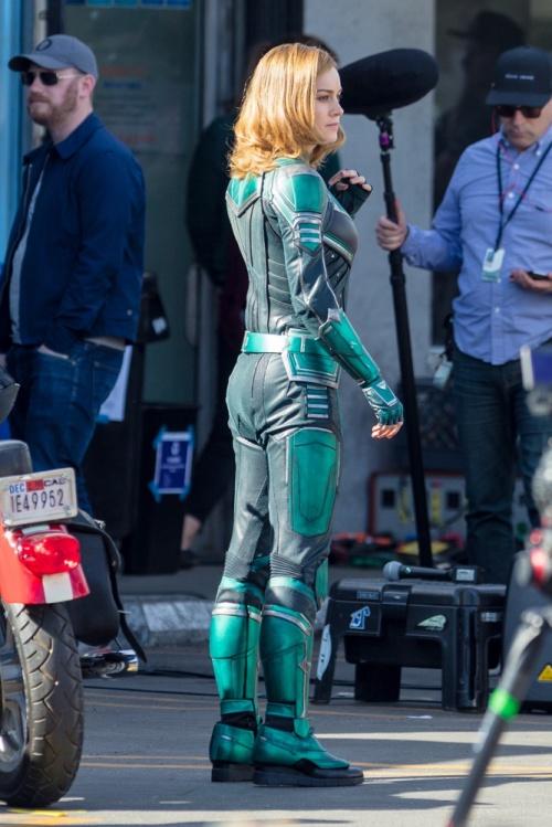 Post --  Capitána Marvel -- 8 de marzo de 2019 96871