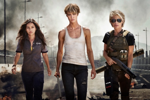 Post -- Terminator Destino Oscuro -- 22 de Noviembre de 2019 99332