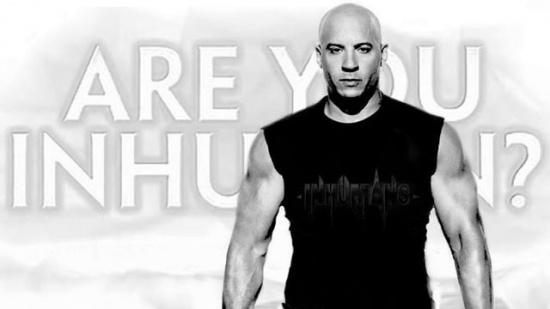 Vin Diesel se acerca a Los Inhumanos