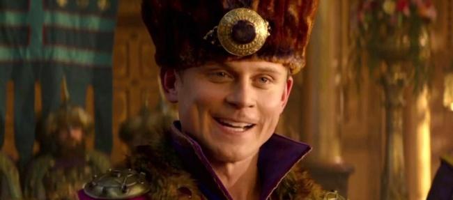 Disney desarrollará un spin-off basado en el príncipe Anders de 'Aladdin'