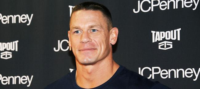 John Cena negocia participar en 'The Suicide Squad'