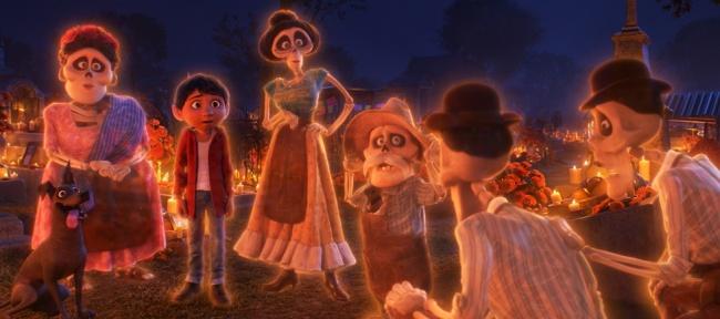 'Coco': Primer póster oficial de la nueva película de Pixar 95669