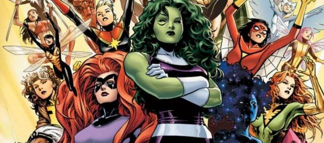 Rumor: Nueva película de Marvel... con sólo mujeres 95702