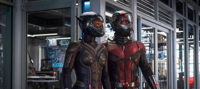 Post -- Ant-Man y la Avispa -- 17 de Agosto en España 96692