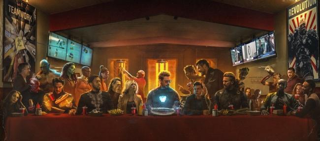 Post -- Vengadores : Guerras del Infinto l Parte 1 -- 04/05/2018  - Página 2 98098