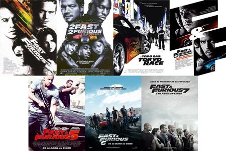 ¿Cuál es la mejor película de la franquicia de A todo gas?