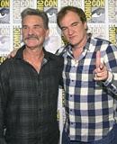 Quentin Tarantino Kurt Russell