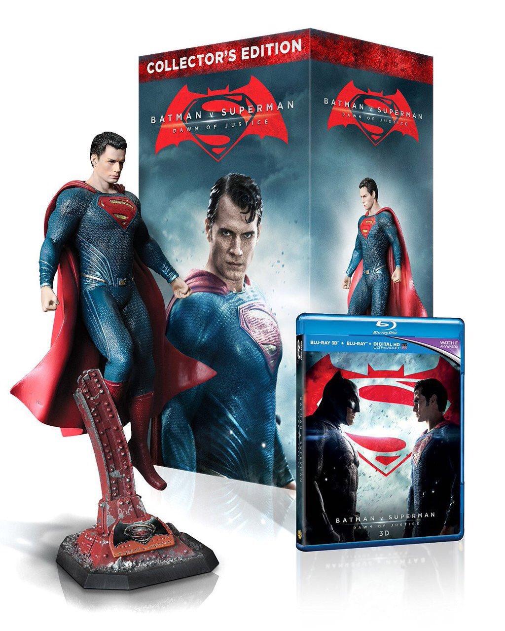 Batman v Superman: El amanecer de la justicia ya se apunta varios récords
