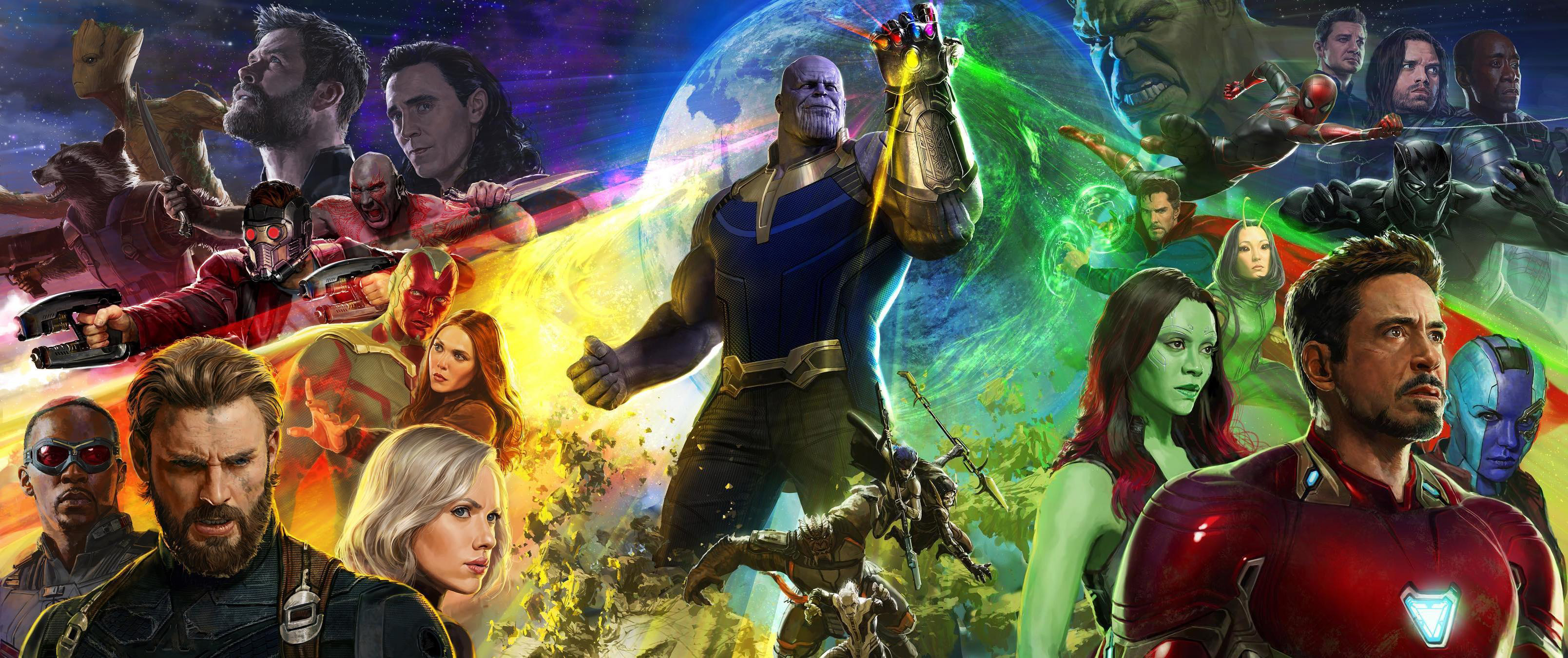 Post -- Vengadores : Guerras del Infinto l Parte 1 -- 04/05/2018  94439